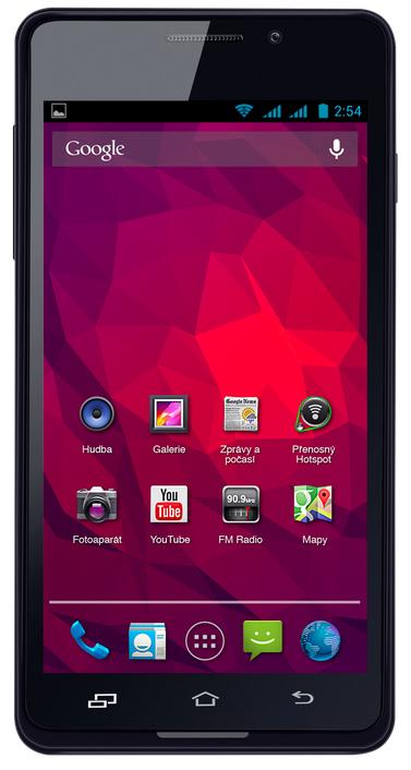 Mobilní telefon ELEMENT P450 BLACK